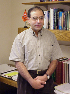Khaled Mansy